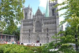 44 - Trondheim - cathedrale (4)