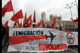 may day spain