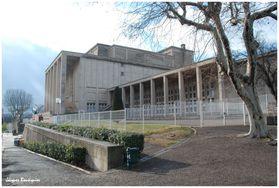 Narbonne Palais des sports arts travail