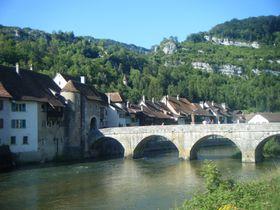 Saint Ursanne (CH)