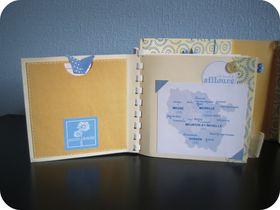 Scrap Inès Album en passant par la Lorraine bleu -copie-3