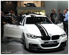 BMW 335i Mondial Auto 2012 Paris