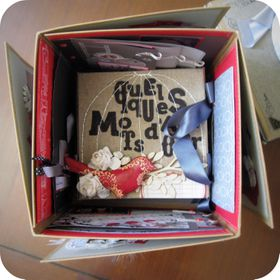 Scrap Inès album boîte mariage wedding box lin r-copie-7