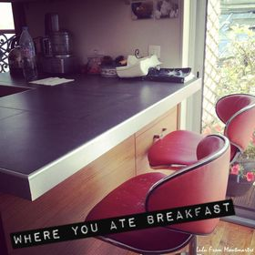 11 Where you ate breakfast