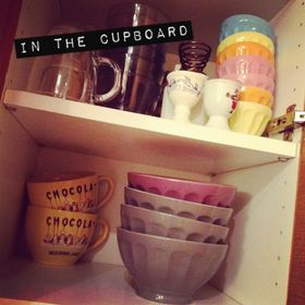 26 In the cupboard