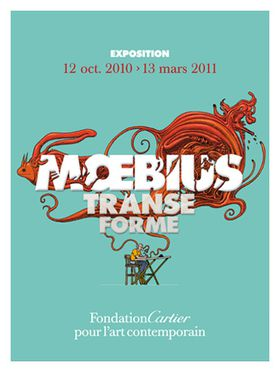 Expo Moebius transforme