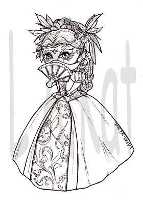 La Dame de Venise 3