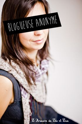 blogueuse anonyme