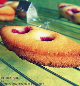 Financiers aux framboises-003
