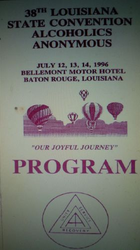 USA 349 louisiane 1996