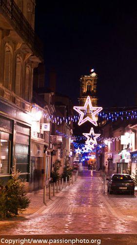 Illuminations Noël 2010