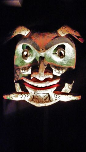 Jour 24 Victoria musée masque 2
