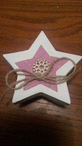N° 18 étoile décoré