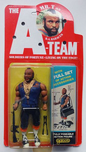 ATEAM BARRACUS MR T GALOOB MOC 1
