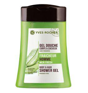 gel douche corps cheveux