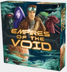 Empires of the Void-Boite jeu