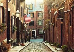 MASSACHUSETTS Freedom Trail boston-a-pied
