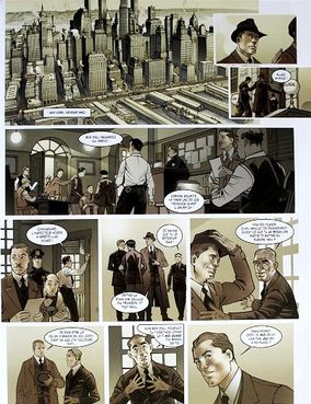 operation overlord comic