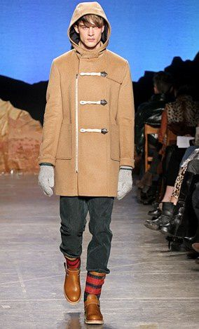 band of outsiders man fw12
