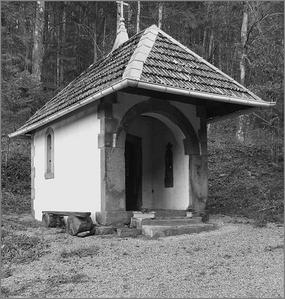 chapelle de la jambe de fer3 - Lubine