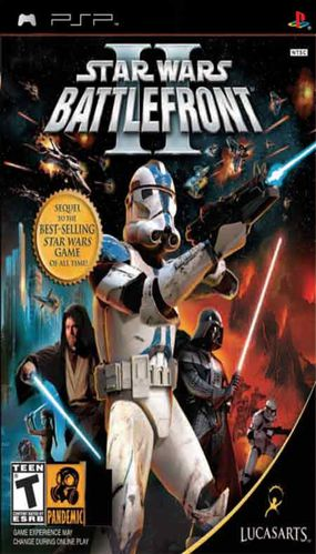 Star wars battelfront ii ps
