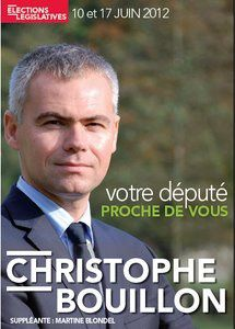 Christophe Bouillon Legislatives 2012