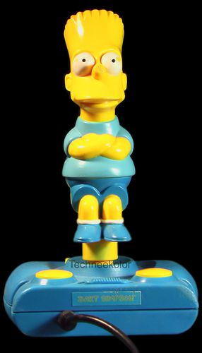 Joystick Bart Simpson