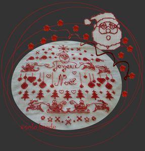 Les Rennes du Père Noël 1