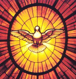 250px-Holy Spirit as Dove (detail)