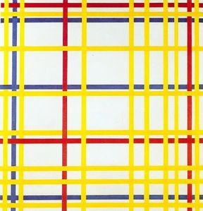 Mondrian Piet New York City