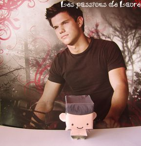 Papertoy Jacob