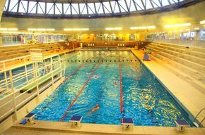 Les marches de l 39 espoir t l thon 2014 les randonneurs for Aquabiking piscine saint germain en laye