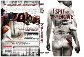 HD DVD I SPIT ON YOUR GRAVE