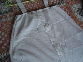 Eski Gömleklerden Çok Güzel Gecelik Ve Bluz Yapımı, Eski Gömlekleri Yenileme, Eskiyen Gömlekleri Değerlendirme, Eski Gömleklerden Çok Şık Bluzler