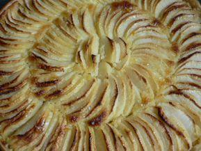 Tarte fine aux pommes (4)