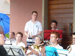 Apéritif-Concert Wolfisheim - 01/07/12 - 11