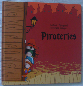 LIVRE PIRATERIES