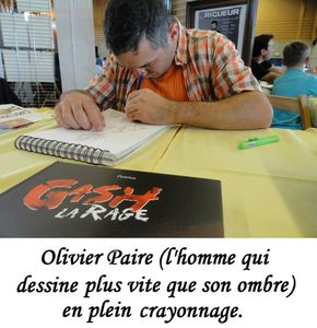 Olivier Paire