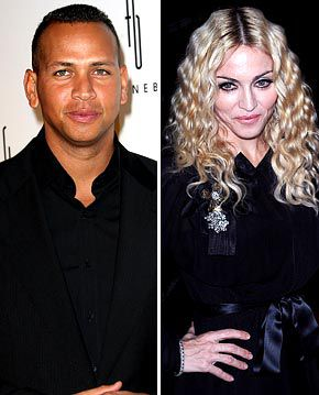 A-Rod to Spend Thanksgiving With Family, Not Madonna