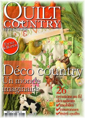 Quilt Country HS 10