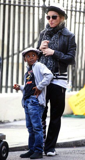 What's in a Name? Madonna's Son, David Banda