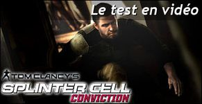 test splinter cell conviction