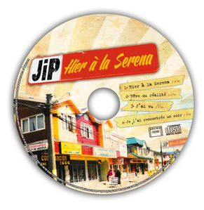 CD Jip-Disc