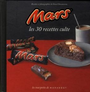 30 recettes cultes MARS