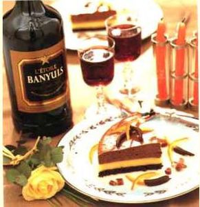 banyuls grand cru avec toasts au foie gras du gers le blog de michel zordan. Black Bedroom Furniture Sets. Home Design Ideas