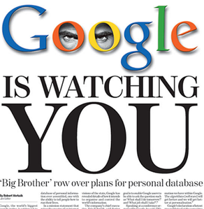 google watching you independent newspaper 24 may 20071
