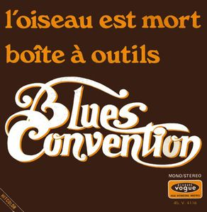 BLUES CONVENTION 45T 3