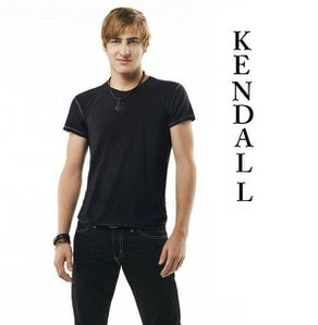 Big Time Rush Kendall by MnMFoShizzle