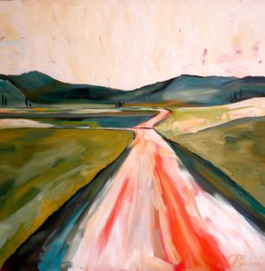 On-The-Road-Again---Abstract-Landscape-by-California-Artist.JPG