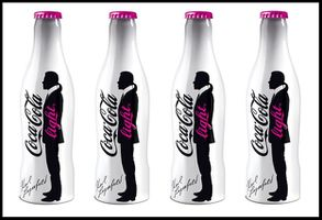 Coca-Cola light Karl Lagerfeld